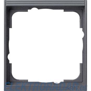 Gira Tragplatte 1-f. anth 146128