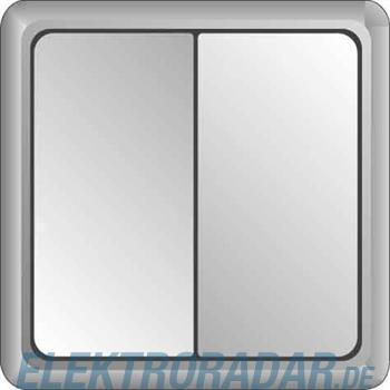 Elso UP-Doppeltaster, 10A, Schr 252510