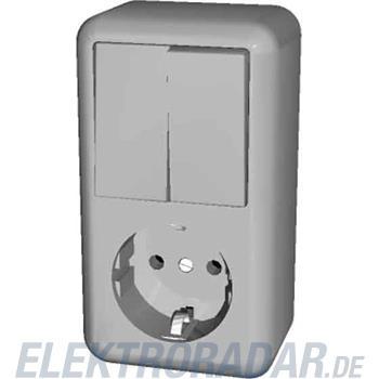 Elso AP-Kombi Serienschalter 398500