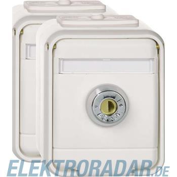 Elso AP44-Set 2xSteckdose ver S 455030