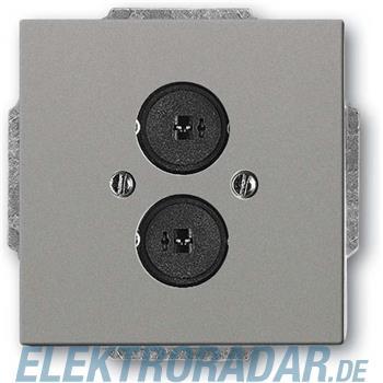 Busch-Jaeger Zentralscheibe meteor/gb 1751-803