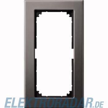 Merten Metallrahmen 2f.rho/gr 475814