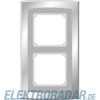 Elso Metallrahmen 2-fach RIVA E 2042411