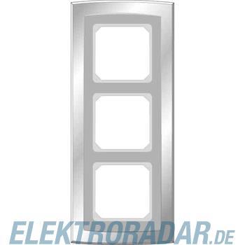 Elso Glasrahmen 3-fach RIVA Alu 2043319