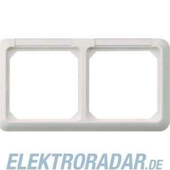 Elso Rahmen 2-fach mit Schriftf 224211