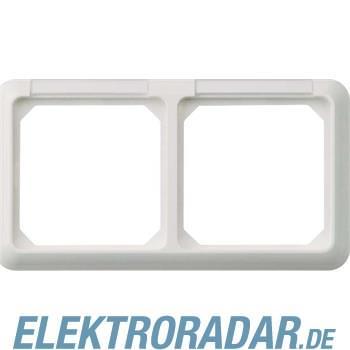 Elso Rahmen 2-fach mit Schriftf 224219