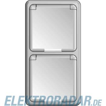 Elso UP-Steckdose 2-fach IP44 235410