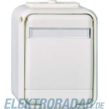 Elso Steckdose mit Schriftfeld 445014