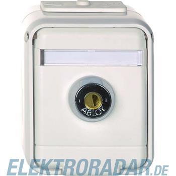 Elso Steckdose 1-fach Schriftfe 455014
