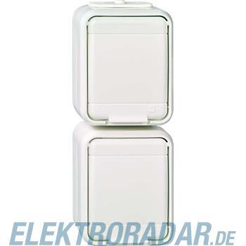Elso Steckdose 2-fach, Kindersc 455789