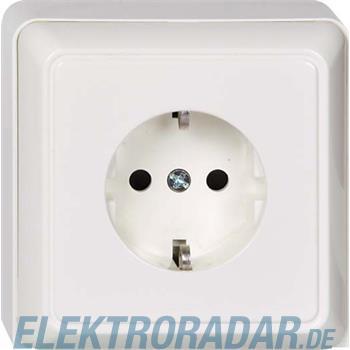 Elso Geräteträger mit Steckdose 505304