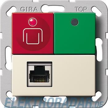 Gira Ruf-/Abstelltaster Nebenst 290301