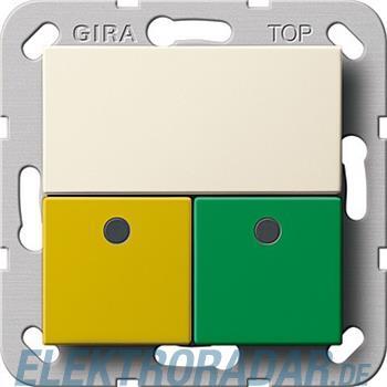 Gira Anwesenheitstaster grün, g 290901