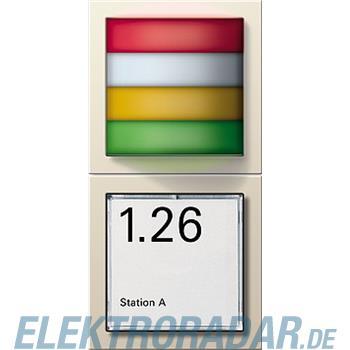 Gira Signalleuchte/Name Rot,Wei 2948111