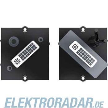 Bachmann Rahmen 1xDVI+Klinke 917.021
