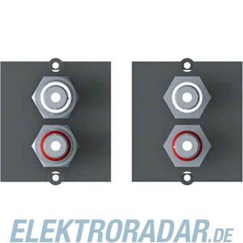 Bachmann Rahmen 1xCinch Stereo 917.022