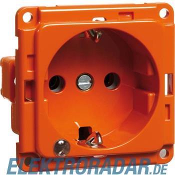 Peha SCHUKO-Steckdose orange D 6511.33ME LED/4SI