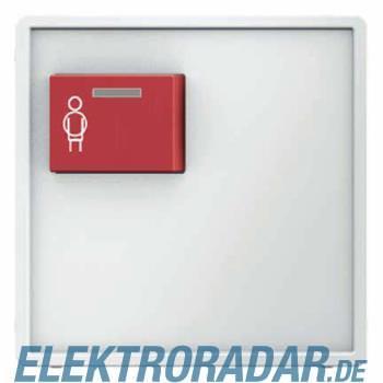 Berker Zentralstueck m. roter Ruf 12166089