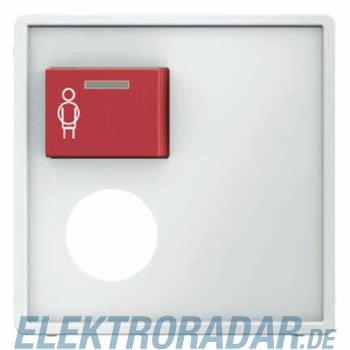 Berker Zentralstueck m. roter Ruf 12176089