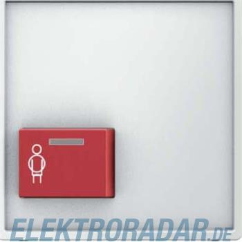 Berker Zentralstueck m. roter Ruf 12196089
