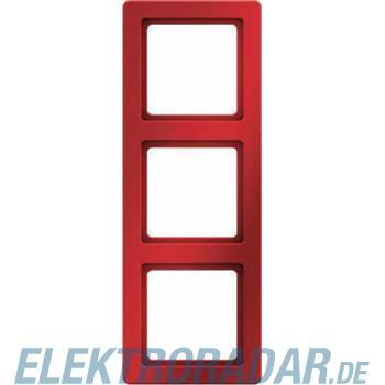 Berker Rahmen rot, samt 10136062