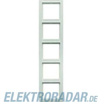 Berker Rahmen mit Beschriftungsf. 10156019