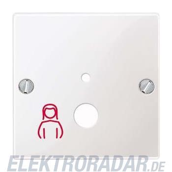 Merten Zentralplatte pws/gl MEG4844-0319
