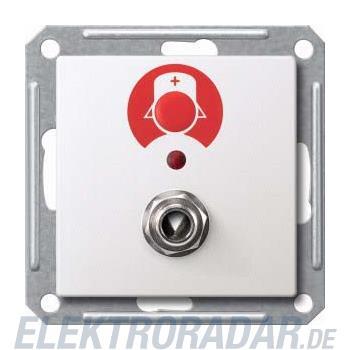 Merten Ruftaster pws/gl MEG4847-0319