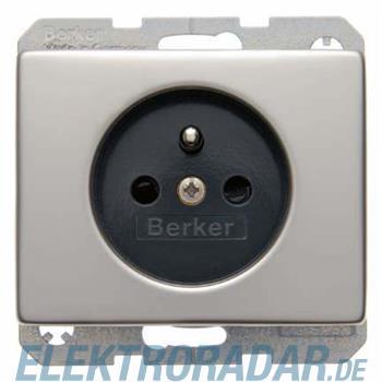 Berker Steckdose m.Schutzkontakt 6768740004