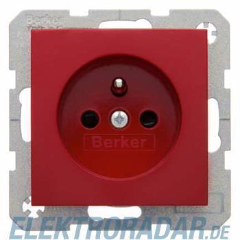 Berker Steckdose m.Schutzkontakt 6768768962
