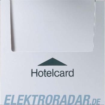 Jung Hotelcard-Schalter alu AL 2990 CARD