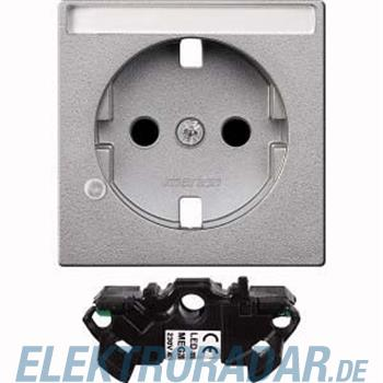 Merten Zentralplatte alu MEG2333-0460