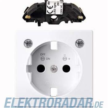 Merten Zentralplatte aws/gl MEG2334-0325