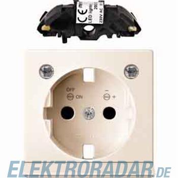 Merten Zentralplatte ws/gl MEG2334-0344