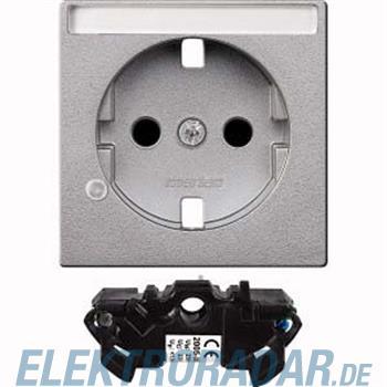 Merten Zentralplatte alu MEG2335-0460
