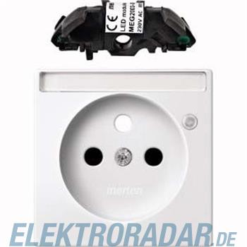 Merten Zentralplatte pws/gl MEG2533-0319
