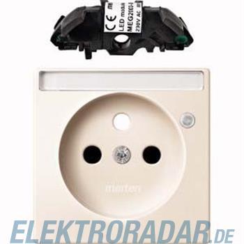Merten Zentralplatte ws/gl MEG2533-0344