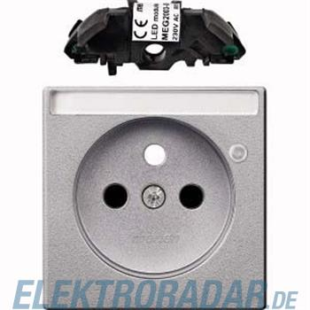 Merten Zentralplatte alu MEG2533-0460