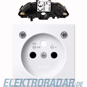 Merten Zentralplatte aws/gl MEG2534-0325