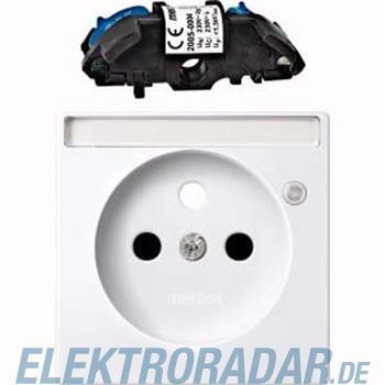 Merten Zentralplatte aws/gl MEG2535-0325