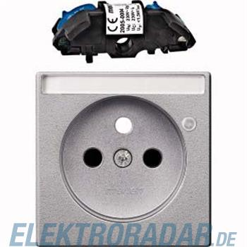 Merten Zentralplatte alu MEG2535-0460