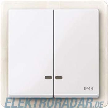 Merten Doppelwippe aws/gl MEG3424-0325