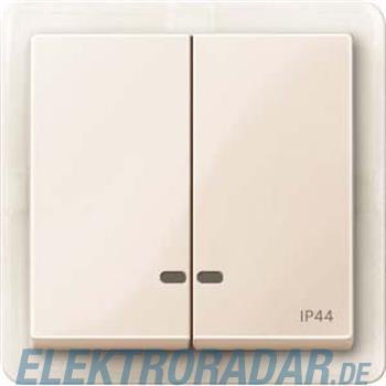 Merten Doppelwippe ws/gl MEG3424-0344