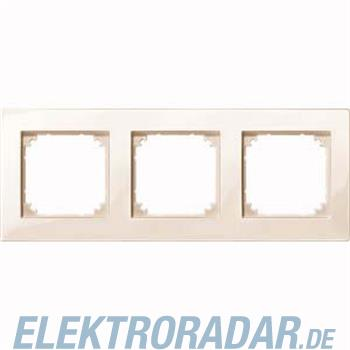 Merten Rahmen 3-fach ws/gl MEG4030-2844