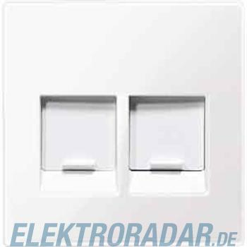 Merten Zentralplatte 2f.aws/gl MEG4542-0325