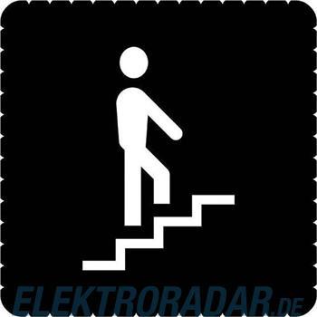 Busch-Jaeger Piktogramm Treppe 2144/54-19