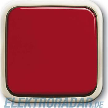 Busch-Jaeger Wipptaster mit roter Wippe 2621 AP-105