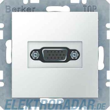 Berker Steckdose VGA 3315408982