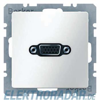 Berker Steckdose VGA 3315416089