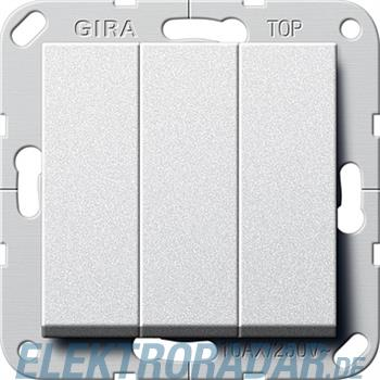 Gira Wippschalter Wechsel 3fach 283226